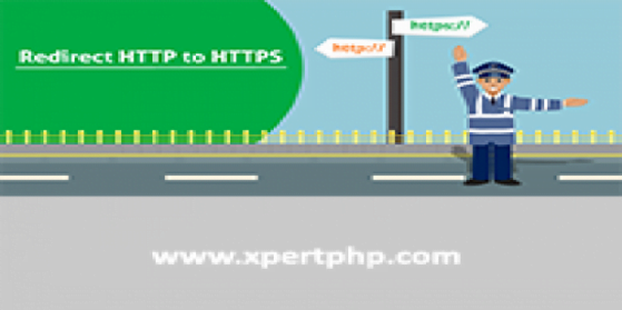 How to redirect all HTTP Url to HTTPS Url