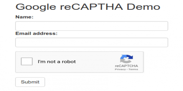How to add google reCAPTCHA in php contact form