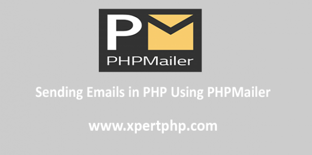 Sending Emails in PHP Using PHPMailer library